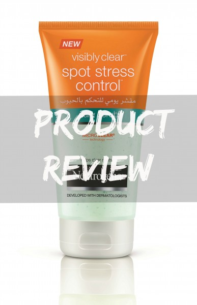 Review : Neutrogena Visibly Clear® Spot Stress Control | AB and Me