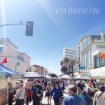 AB&Me Travels: Santa Monica Farmers Market & Pier