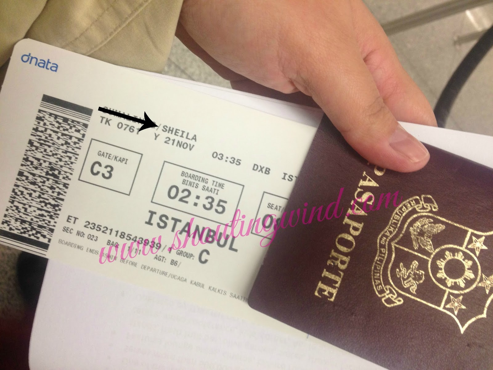 How To Apply For Turkish Visa For Filipinos In Dubai Ab